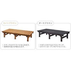 デッキ縁台180X90 DE-18090 takanonaisou 03