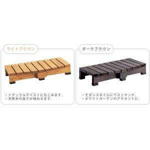 デッキ縁台ステップ90 DES-90|takanonaisou|03
