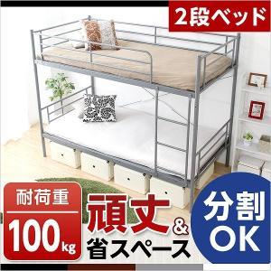 パイプ二段ベッド 【Larch ラーチ】|takanonaisou
