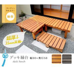 デッキ縁台58X90 SST-DEC-5890|takanonaisou|02