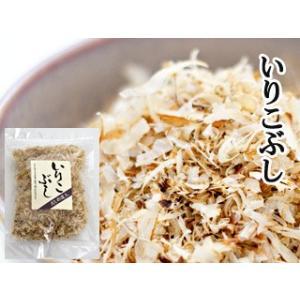 瀬戸内特産品 食べる いりこぶし(小袋)40g 2袋セット 小豆島産 いりこだし