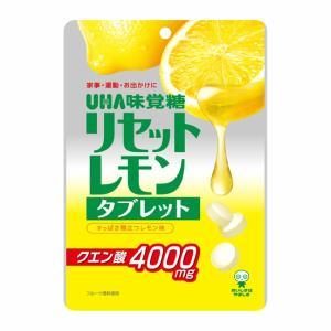 味覚糖 リセットレモンタブレット 6入