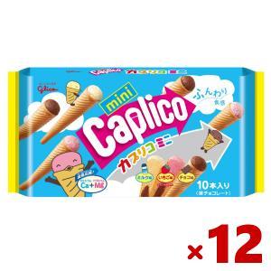江崎グリコ カプリコミニ大袋 12入|takaoka