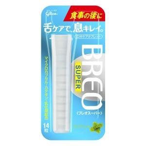 グリコ BREO SUPER クリアミント 5入