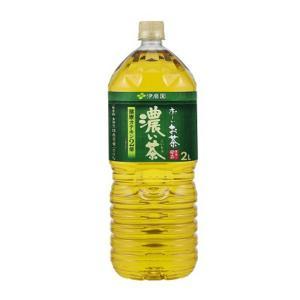 伊藤園 2Lお〜いお茶濃い茶 6入(飲料) 本州一部送料無料|takaoka