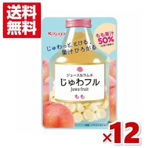 (クリックポスト全国送料無料)春日井 じゅわフル もも (6×2)12入 (CP3)(ポイント消化)|takaoka