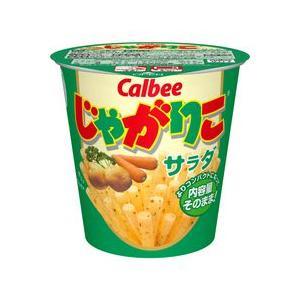 カルビー じゃがりこサラダ12入|takaoka
