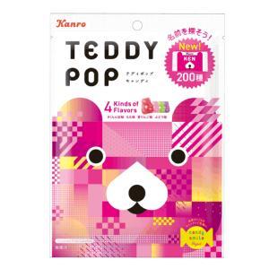 カンロ テディポップキャンディ 6入|takaoka