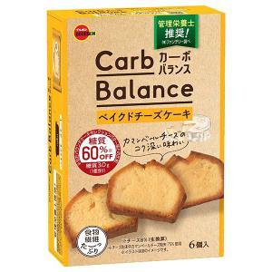 ブルボン カーボバランスベイクドチーズケーキ 5入|takaoka