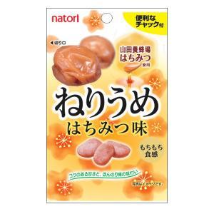 なとり ねりうめ はちみつ味 27g×10入|takaoka