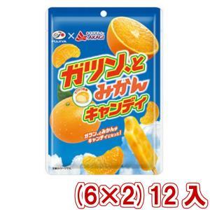 (本州一部送料無料)不二家 80g ガツン、とみかんキャンディ (6×2)12入 (Y80)|takaoka