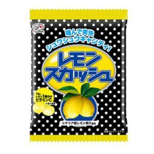 不二家 レモンスカッシュ キャンディ 袋6入|takaoka
