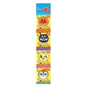 不二家 アンパンマングミ4連 (10×2)20入 本州一部送料無料|takaoka