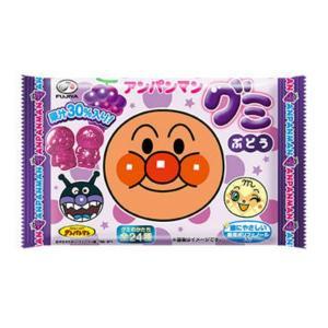 (本州一部送料無料) 不二家 アンパンマングミ ぶどう (20×4)80入 (Y80)|takaoka|02