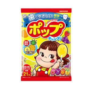 不二家 ポップキャンディ袋 6入|takaoka