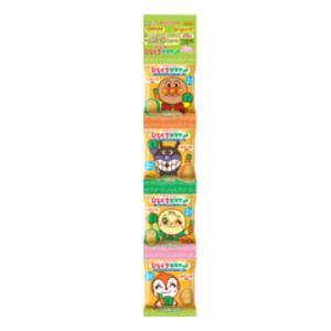 不二家 アンパンマンひとくちビスケット4連 (10×6)60入 本州一部送料無料|takaoka