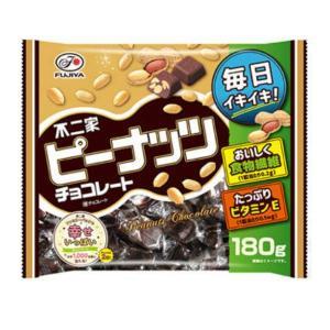不二家 180g ピーナッツチョコレート 18入|takaoka