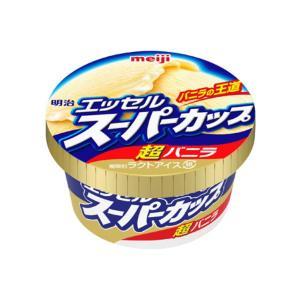 明治乳業 エッセルスーパーカップ超バニラ 24入(冷凍)|takaoka