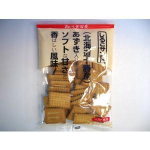 ◎北海道十勝産あずき入り。 ◎ソフトな甘さと香ばしい風味!