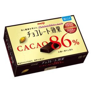 明治 チョコレート効果カカオ86% BOX 5入|takaoka