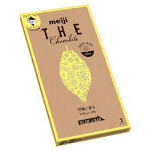 明治 ザ・チョコレート可憐に香るブリリアントミルク50g 10入|takaoka