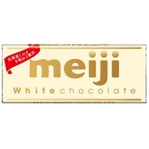 明治 ホワイトチョコレート 10入|takaoka