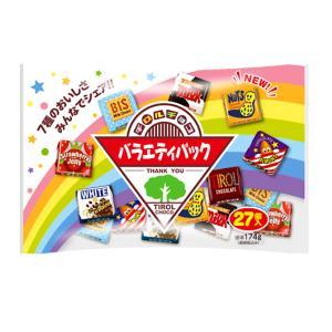 チロルチョコ バラエティパック 10入(駄菓子)の商品画像