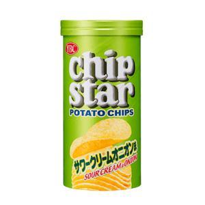 ヤマザキビスケット チップスターS サワークリームオニオン味 8入