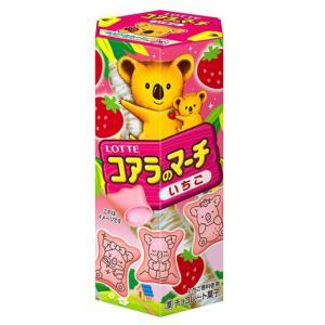 ロッテ コアラのマーチ いちご 10入|takaoka