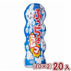 (本州一部送料無料) 味覚糖 ぷっちょラムネ (10×2)20入 (Y60)