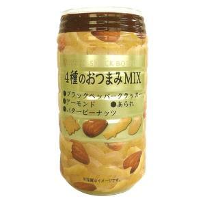 (自販機用)龍屋物産 4種のおつまみMIX 24入|takaoka