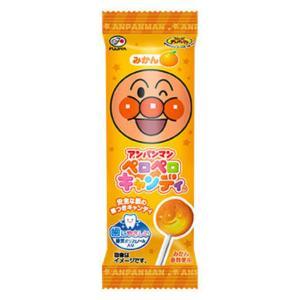 不二家 1本 アンパンマンペロペロキャンディ (25×12)300入 本州一部送料無料|takaoka