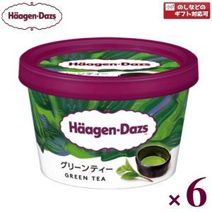 ハーゲンダッツ ミニカップグリーンティー 6入 (冷凍)|takaoka