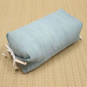 本麻 俵枕|takaokaya