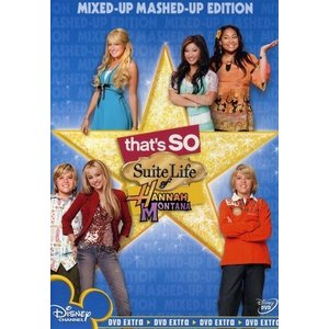That's So Suite Life of Hannah Montana [DVD] [Impo...
