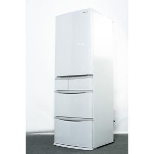パナソニック 5ドア冷蔵庫 426L NR-ETR435H 2011年製 【中古】【らくらく家財宅急...