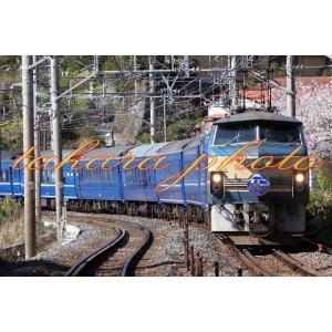 鉄道写真EF66寝台特急富士はやぶさ2L版サイズ商品コード3−0002−2L