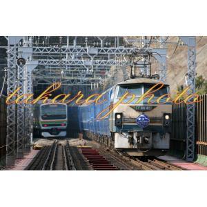 鉄道写真EF66寝台特急富士はやぶさ2L版サイズ商品コード3−0012−2L