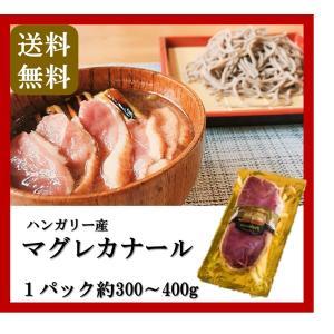 送料無料 ハンガリー産 マグレカナール 300〜400g 鴨 鴨肉 鴨胸肉 カモ|takarajima9666