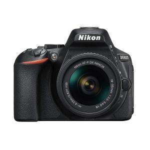 一眼レフカメラ Nikon ニコン D5600 18-55 VR レンズキット 新品SDカード付