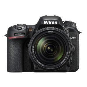 デジタル一眼レフ Nikon ニコン D7500 18-140mm VR レンズキット SDカード付