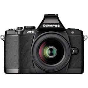 オリンパス OLYMPUS OM-D E-M5 M.ZUIKO 12-50mm レンズキット 中古 ...