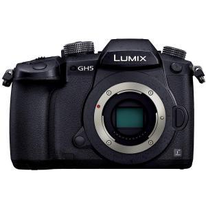 パナソニック Panasonic GH5 ミラーレス 一眼 カメラ ボディ ブラック