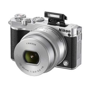 ミラーレス一眼 Nikon ニコン 1 J5 標準 10-30mm パワーズーム レンズキット 中古...