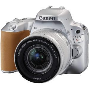 キヤノン Canon EOS Kiss X9 (W)【EF-S18-55 IS STM レンズキット...