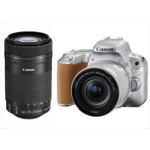 キヤノン Canon EOS Kiss X9 EF-S 18-55mm EF-S 55-250mm ...