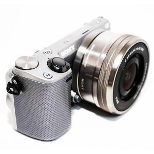 ソニー SONY NEX-5R 16-50mm レンズキット 中古 ミラーレス 一眼 カメラ Wif...