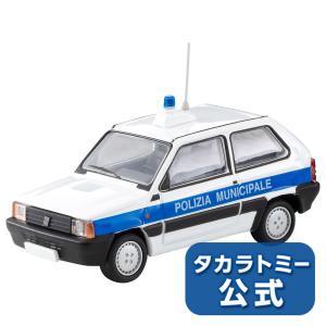 トミカリミテッドヴィンテージネオ LV-N240a フィアット パンダ  (パトロールカー)|タカラトミーモールpaypayモール店