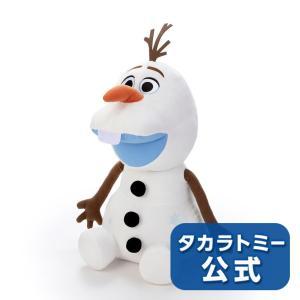 ディズニーキャラクター ぬいぐるみ2L アナと雪の女王2 オラフ【注文前に商品情報の内容物を確認下さ...