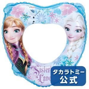 アナと雪の女王 うきわハート 60cm disney_y ★夏本番!スイミンググッズ30%OFF!!...